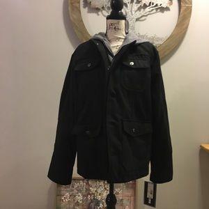 Men's Heavy Winter Jacket Size XL